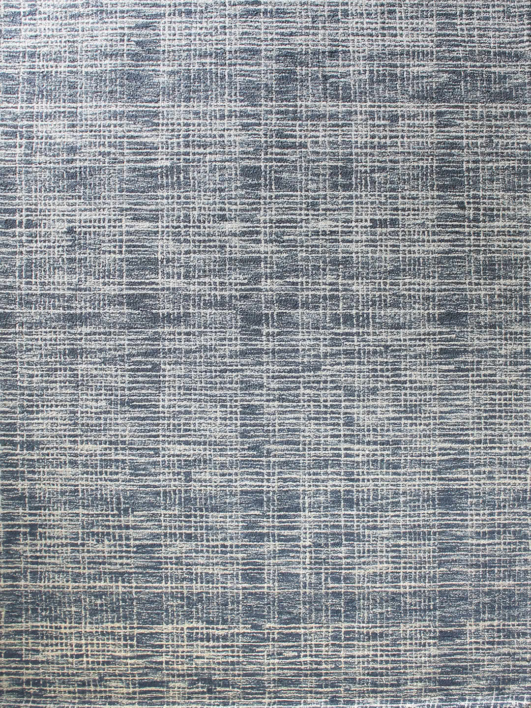 Aegean Blue wool blend rugs Perth