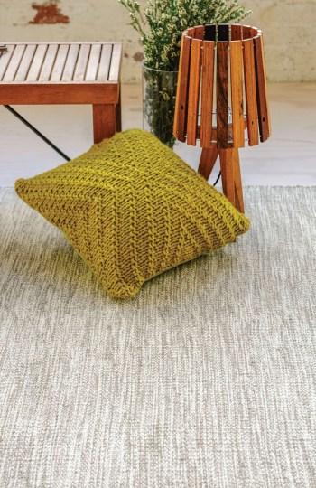 Braid Jumble pure wool rugs Perth