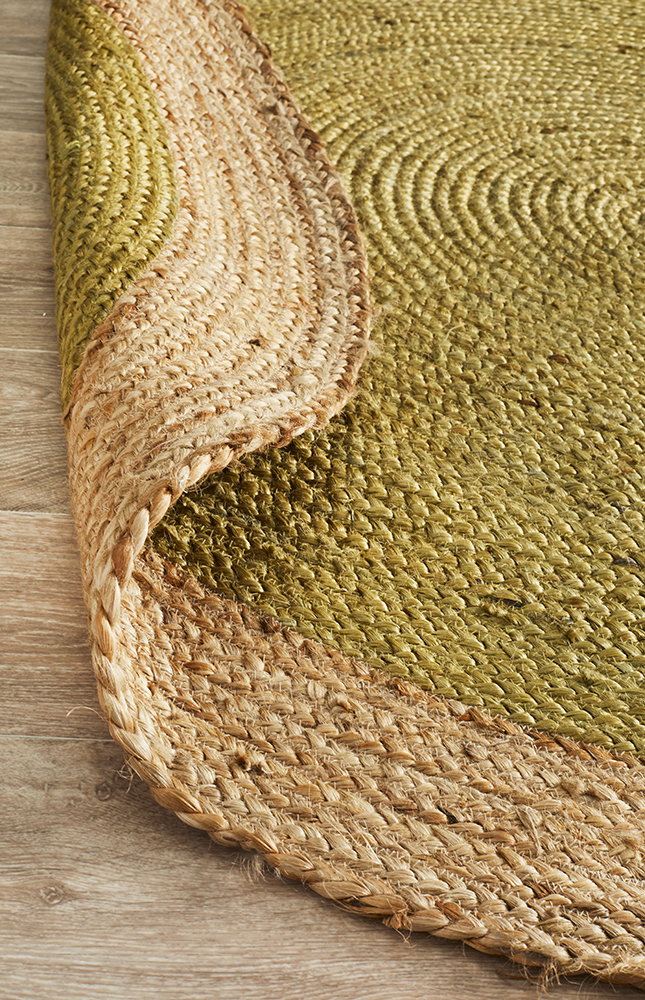 Polo-natural-jute-stans-rugs-perth-green