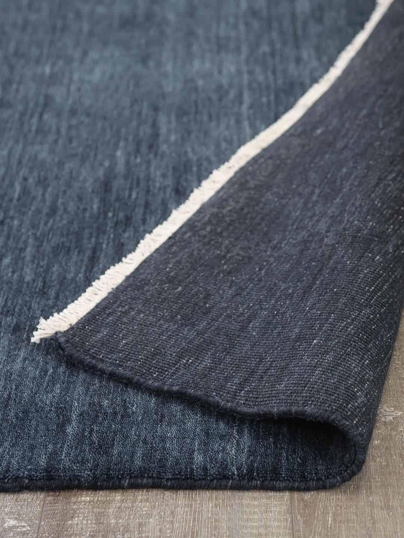 Diva-Odyssey-blue-pure wool rug