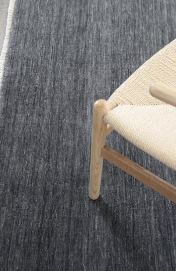 Diva-shadow-grey-pure wool rug
