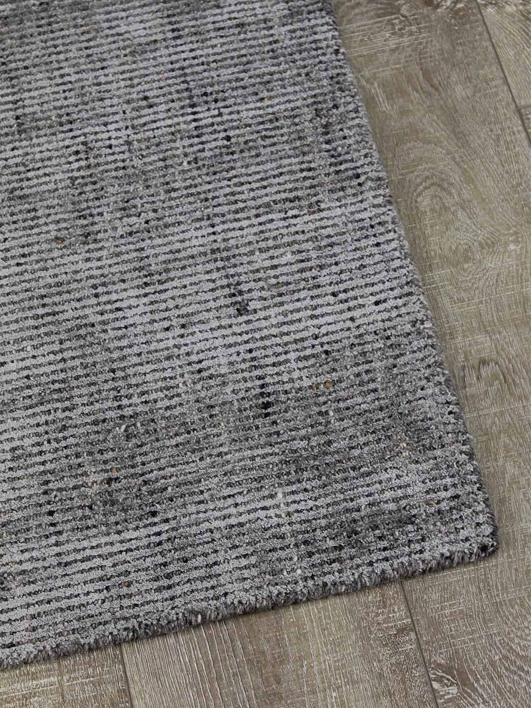 garcia-fudge-grey-rug-wool-art-silk-hand loom knot-stans-rug-centre