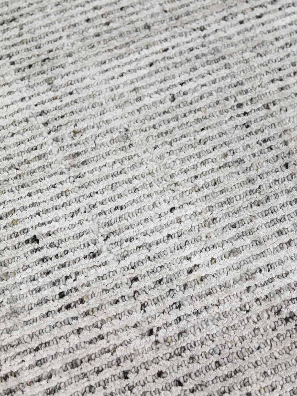 garcia-Oyster-grey-rug-wool-art-silk-hand loom knot-stans-rug-centre