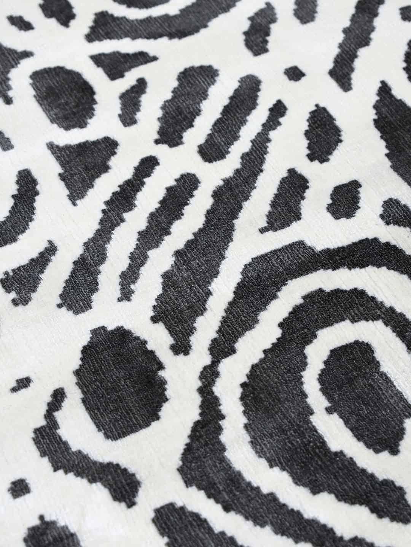 charmaine pwerle kwerralya indigenous rug aboriginal design stans rug centre
